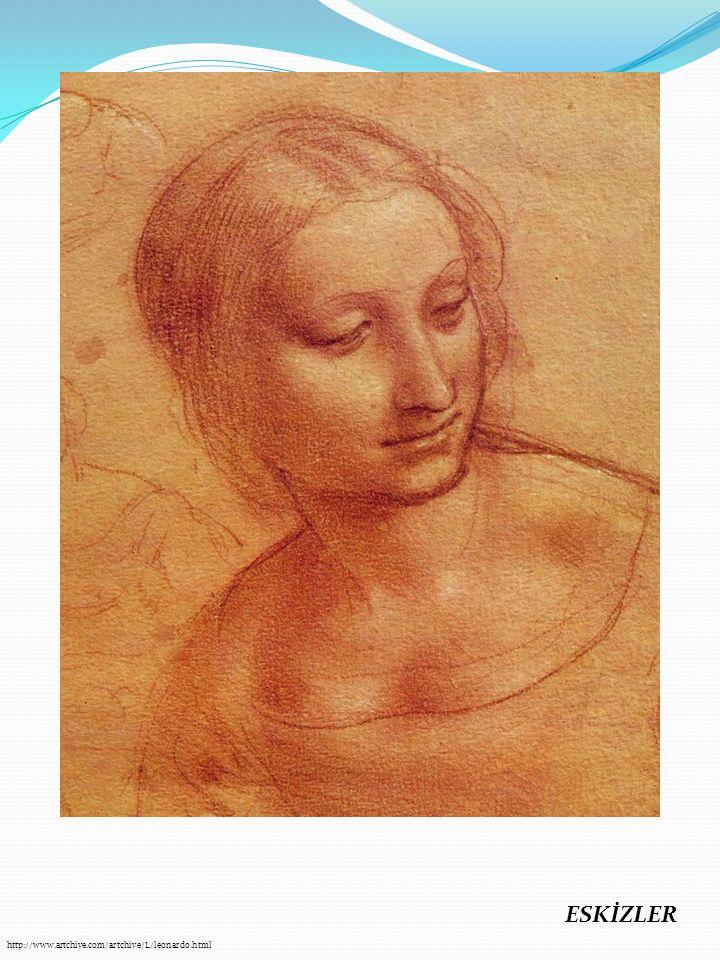 ESKİZLER http://www.artchive.com/artchive/L/leonardo.html