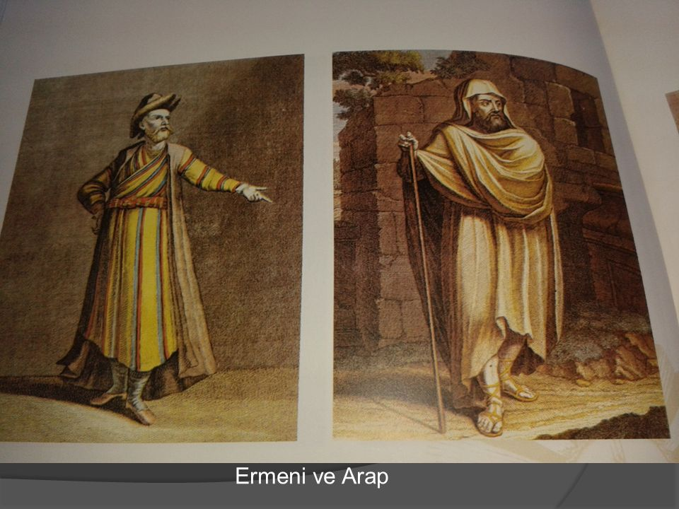 Ermeni ve Arap