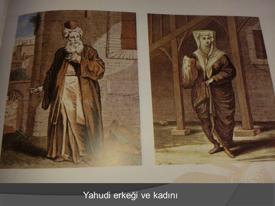 Yahudi erkeği ve kadını
