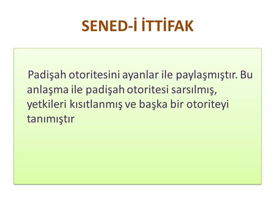 SENED-İ İTTİFAK