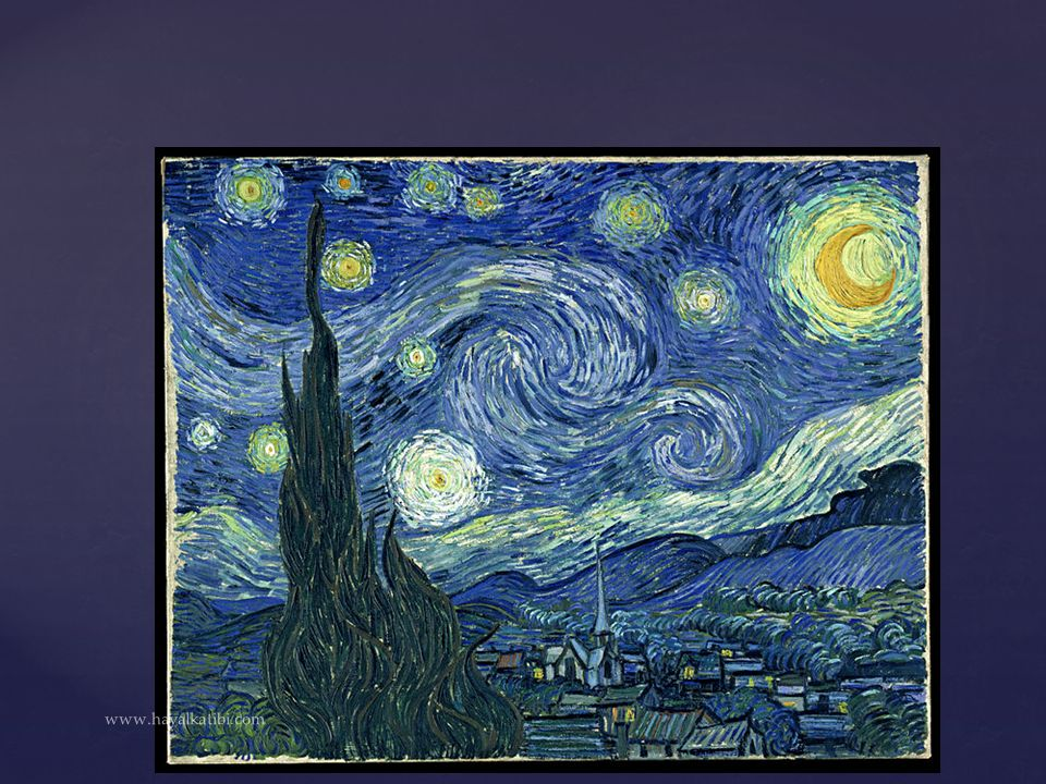 Van Gogh Eseri www.hayalkatibi.com