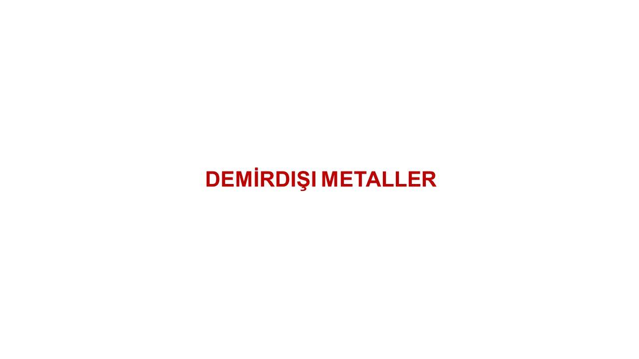 DEMİRDIŞI METALLER