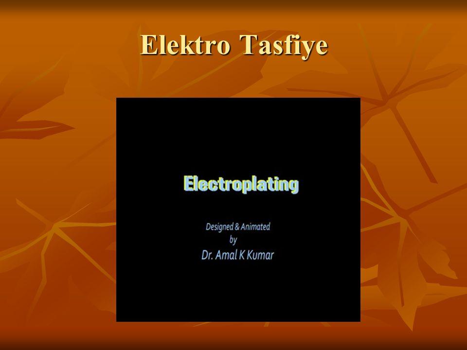 Elektro Tasfiye