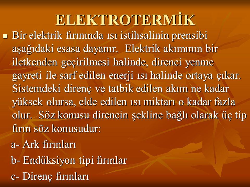 ELEKTROTERMİK