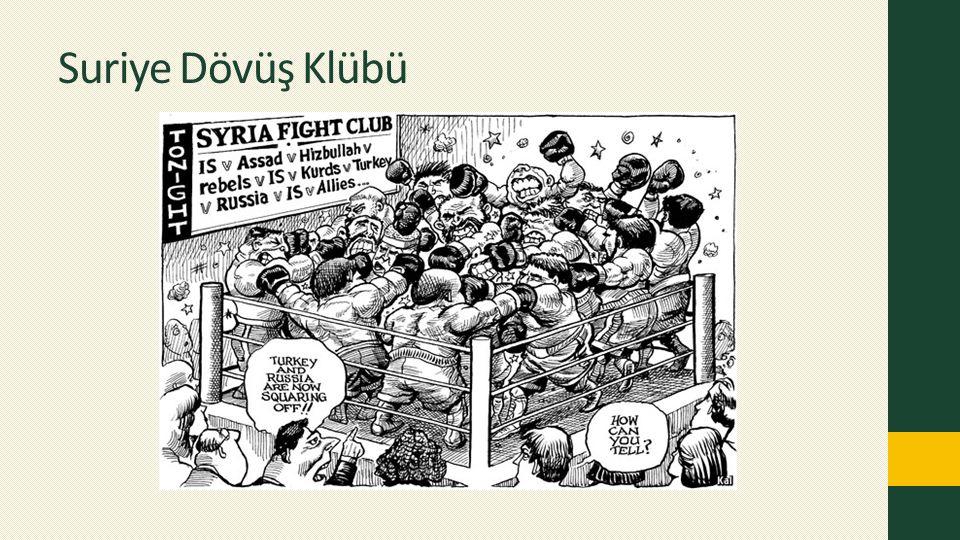 Suriye Dövüş Klübü