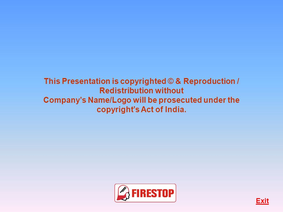 This Presentation is copyrighted © & Reproduction / Redistribution without