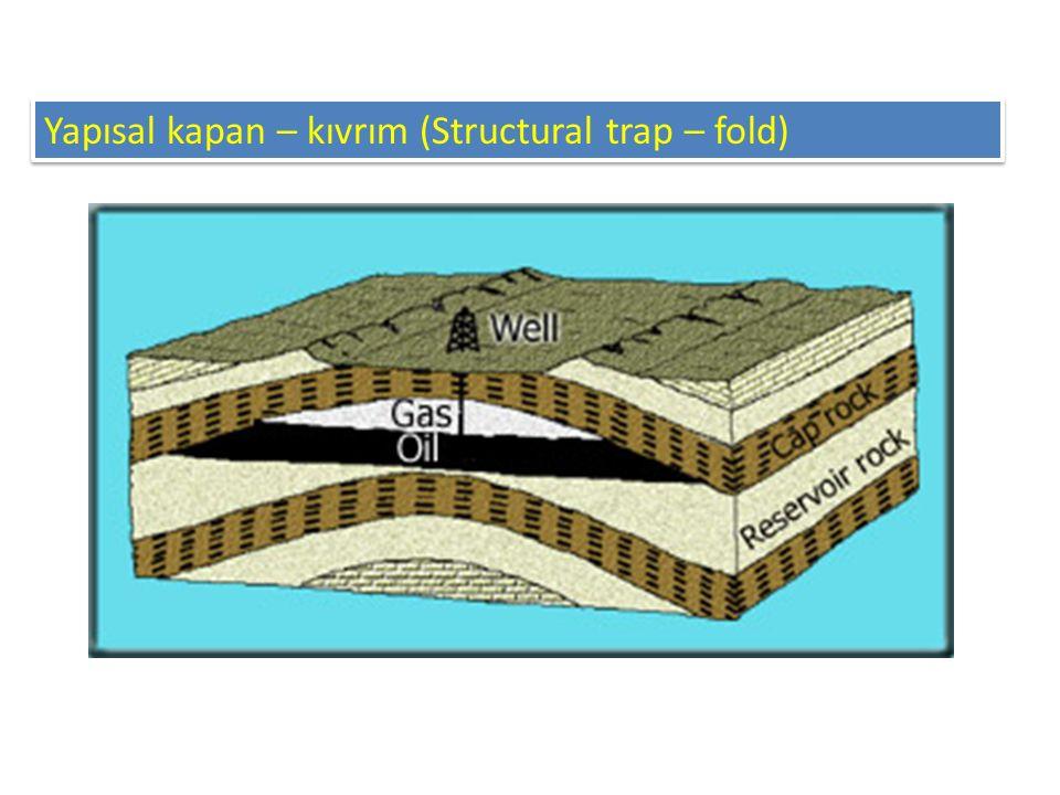 Yapısal kapan – kıvrım (Structural trap – fold)