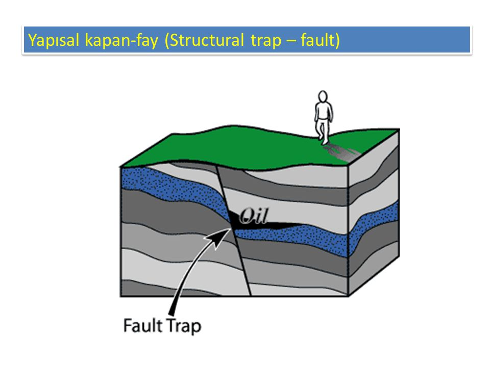 Yapısal kapan-fay (Structural trap – fault)