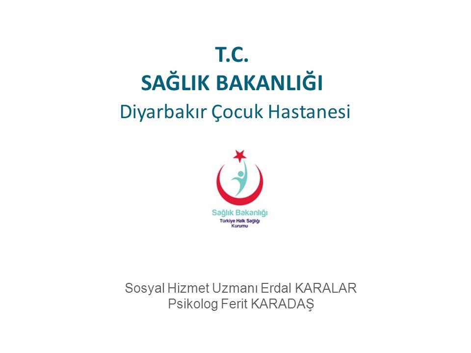 T.C. SAĞLIK BAKANLIĞI Diyarbakır Çocuk Hastanesi