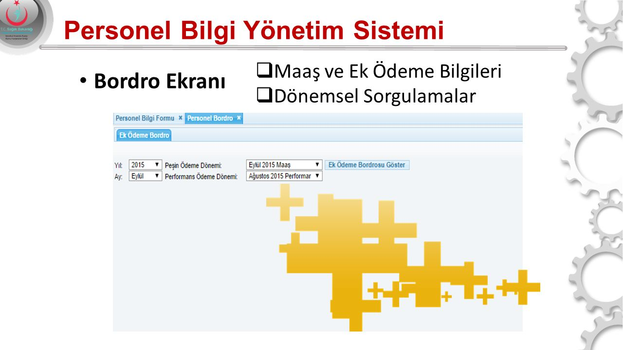 Personel Bilgi Yönetim Sistemi