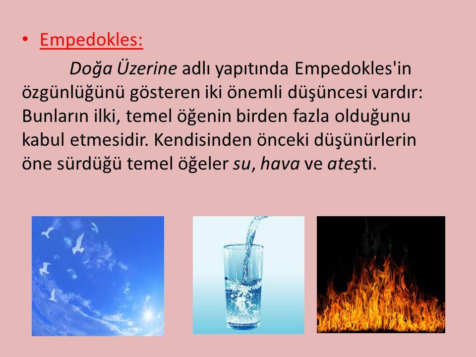 Empedokles: