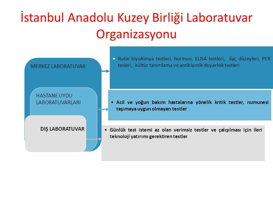 İstanbul Anadolu Kuzey Birliği Laboratuvar Organizasyonu