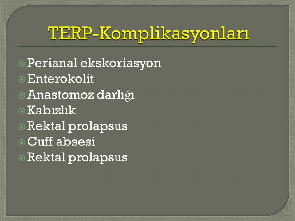 TERP-Komplikasyonları