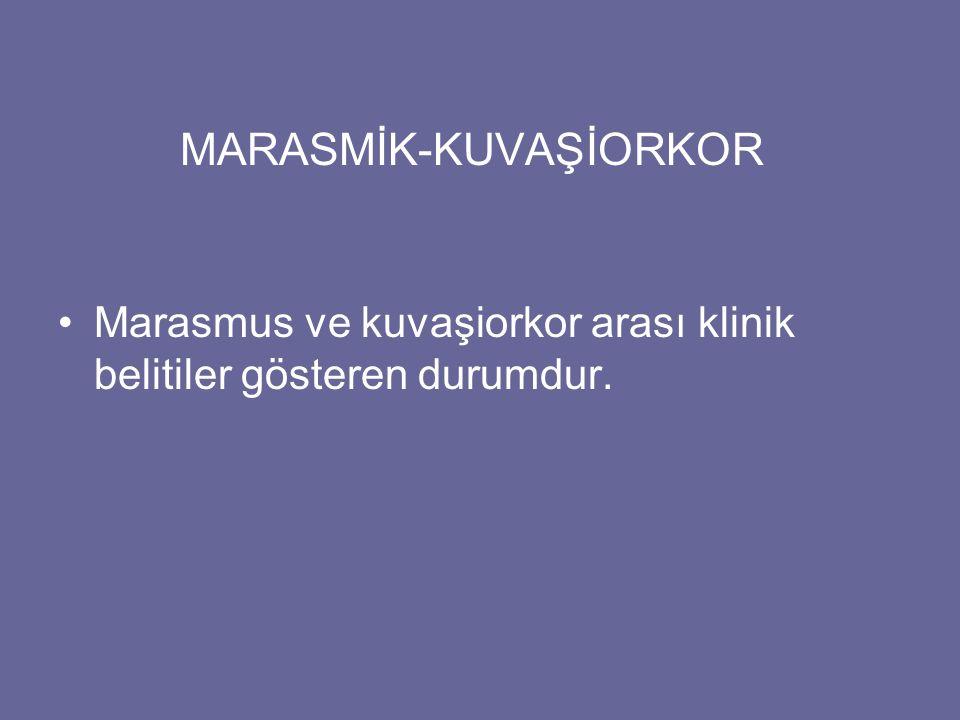 MARASMİK-KUVAŞİORKOR