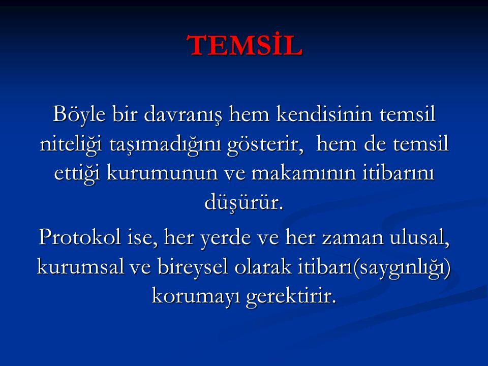 TEMSİL