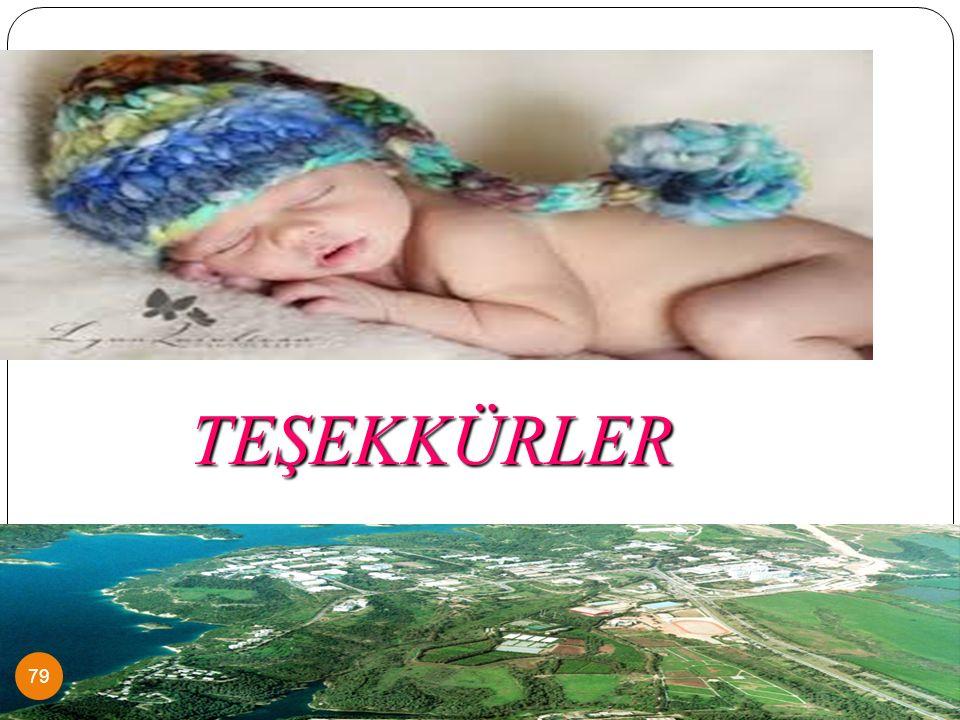 TEŞEKKÜRLER 79