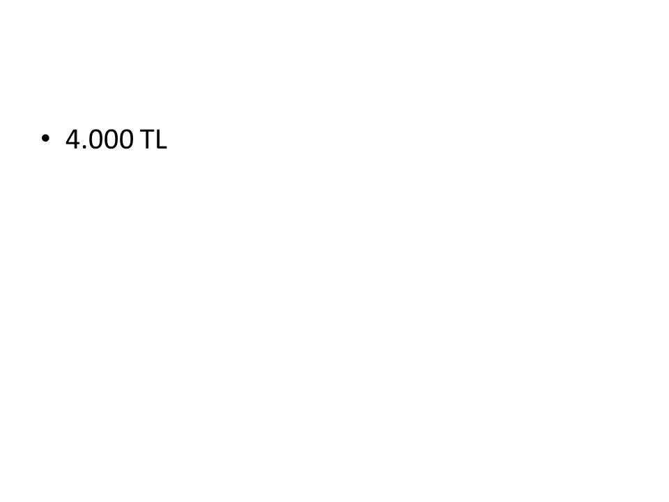 4.000 TL
