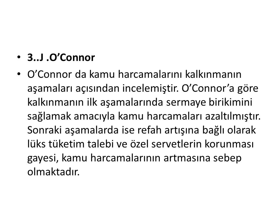 3..J .O'Connor