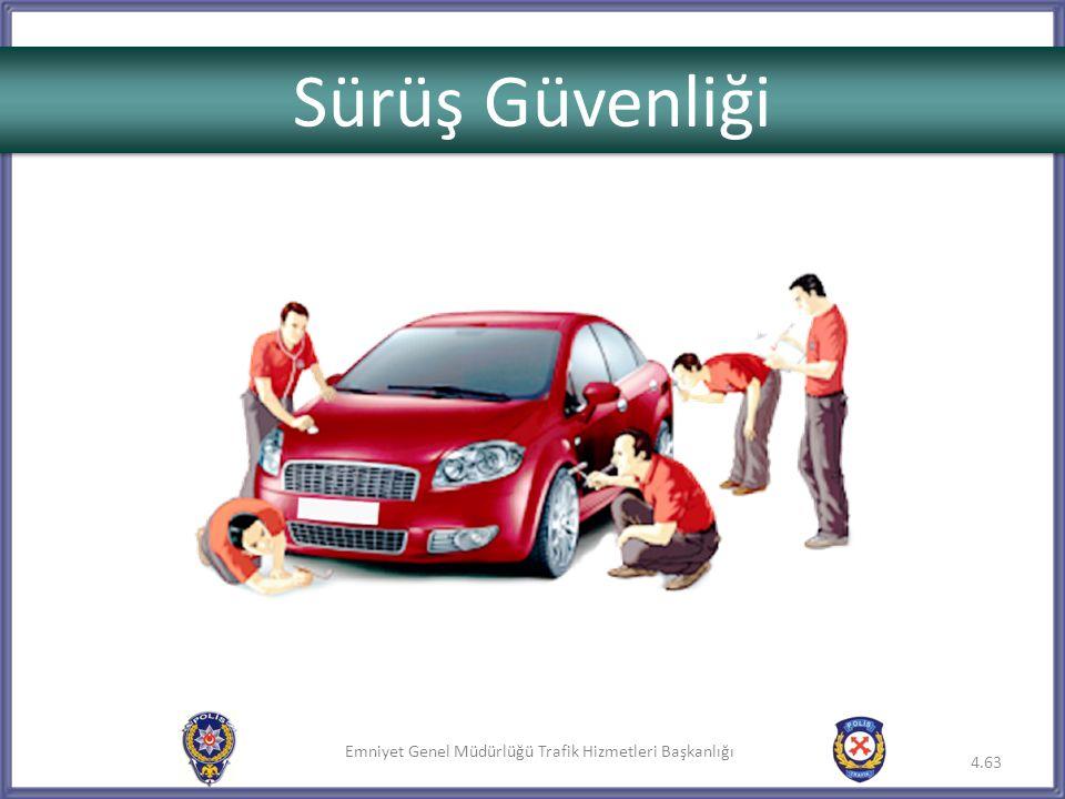 Sürüş Güvenliği