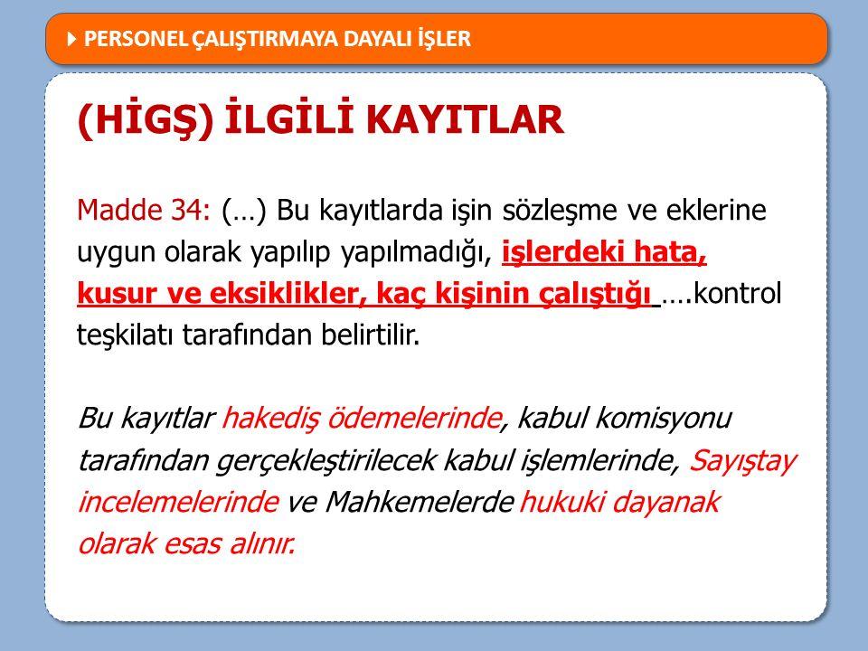 6552 SAYILI TORBA KANUN NELER GETİRİYOR (HİGŞ) İLGİLİ KAYITLAR