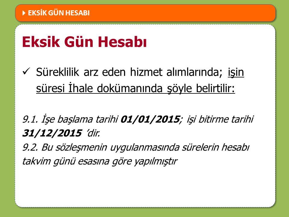 Eksik Gün Hesabı 6552 SAYILI TORBA KANUN NELER GETİRİYOR