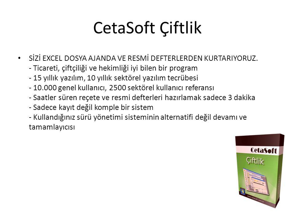 CetaSoft Çiftlik