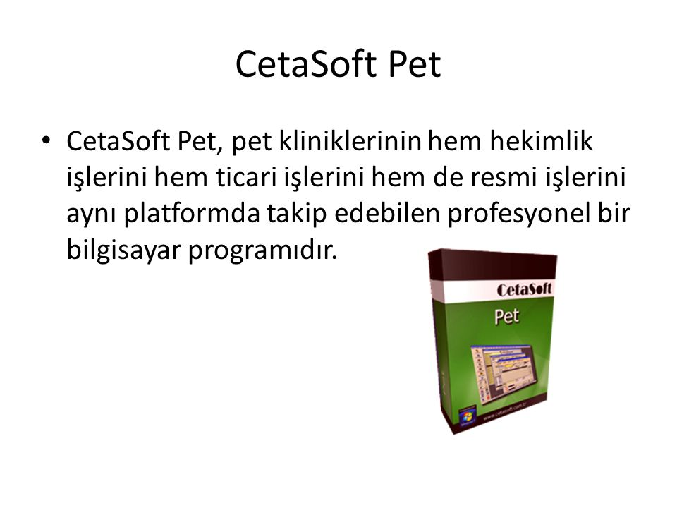 CetaSoft Pet