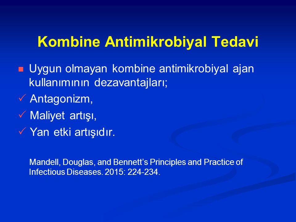 Kombine Antimikrobiyal Tedavi