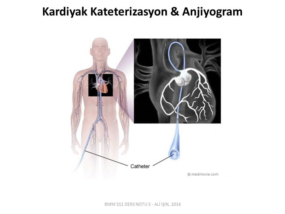 Kardiyak Kateterizasyon & Anjiyogram