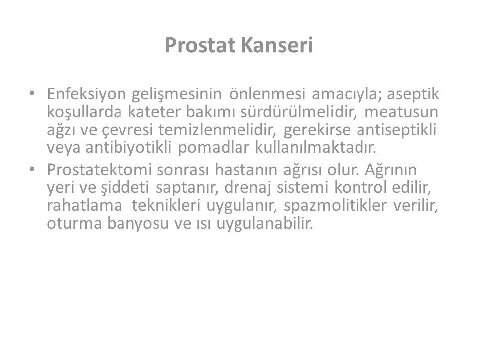 Prostat Kanseri