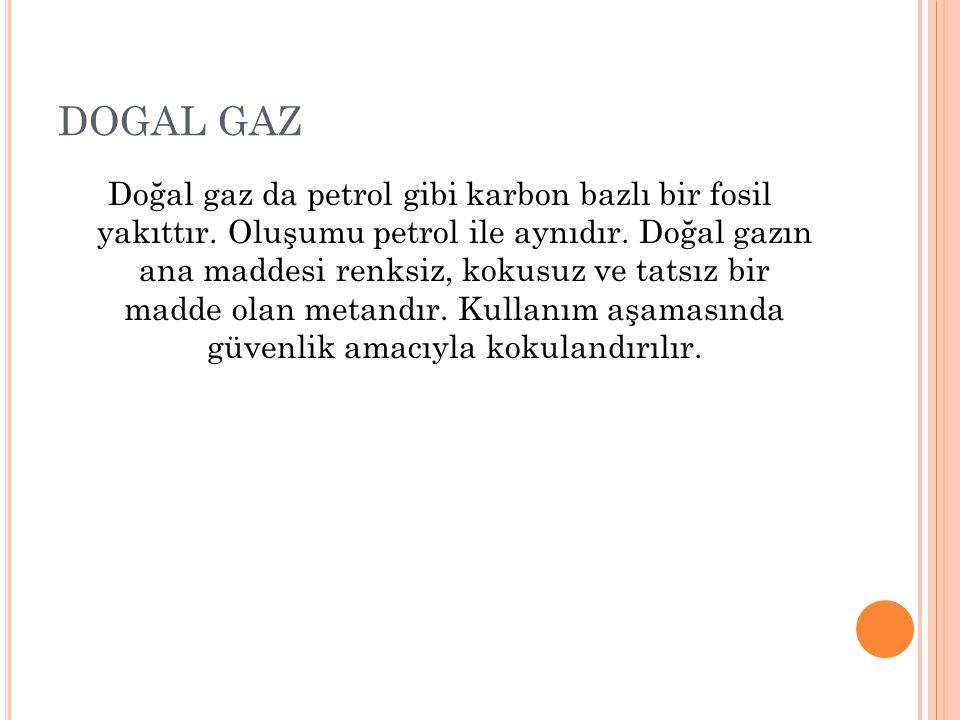 DOGAL GAZ