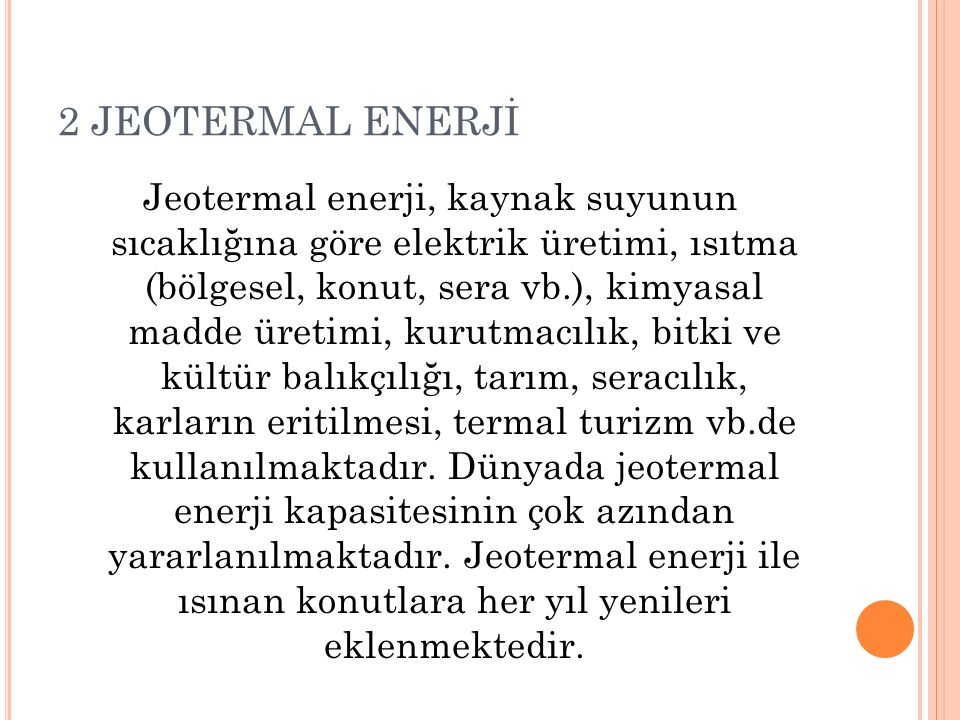 2 JEOTERMAL ENERJİ