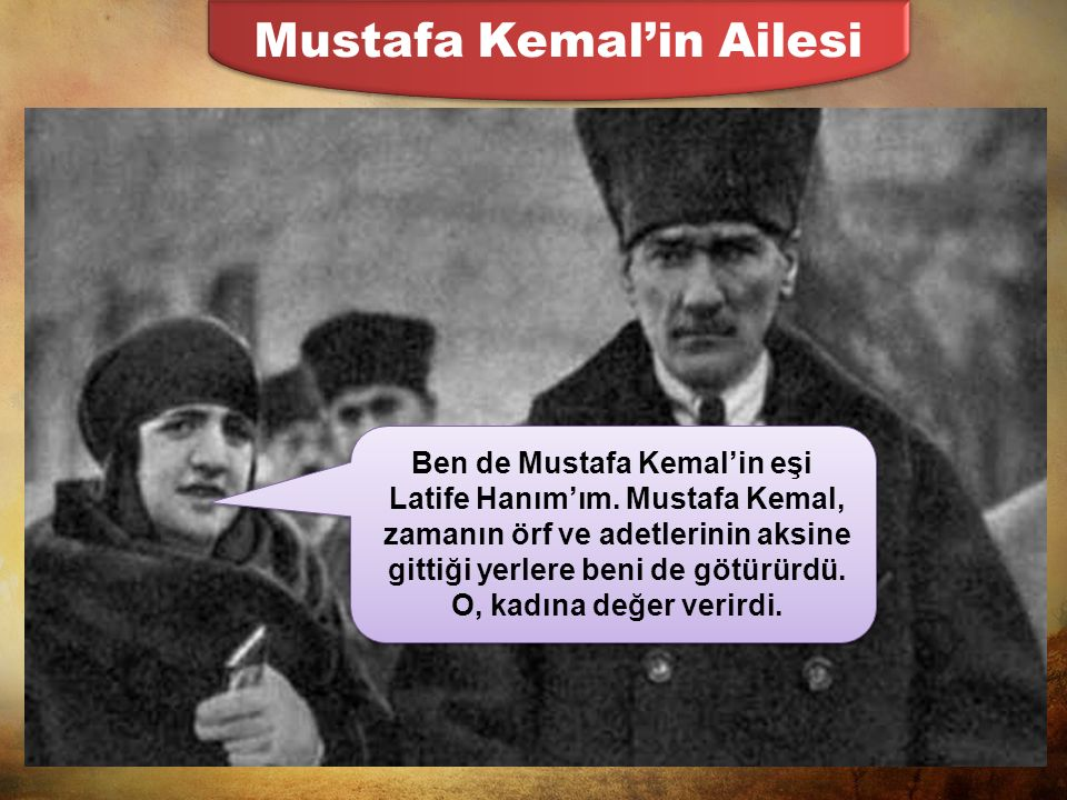 Mustafa Kemal'in Ailesi