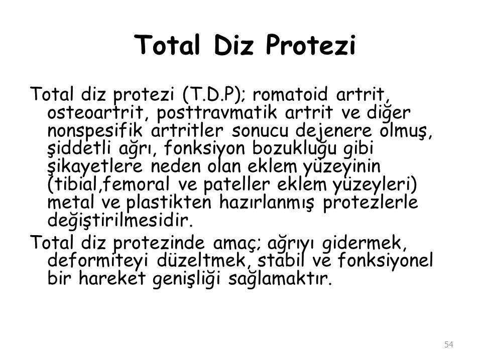 Total Diz Protezi