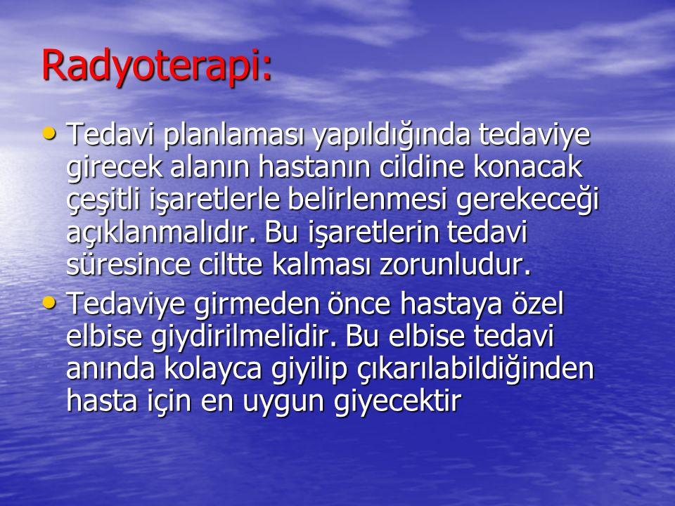 Radyoterapi: