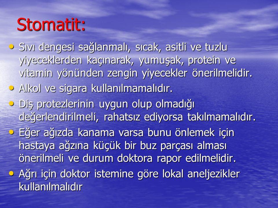Stomatit:
