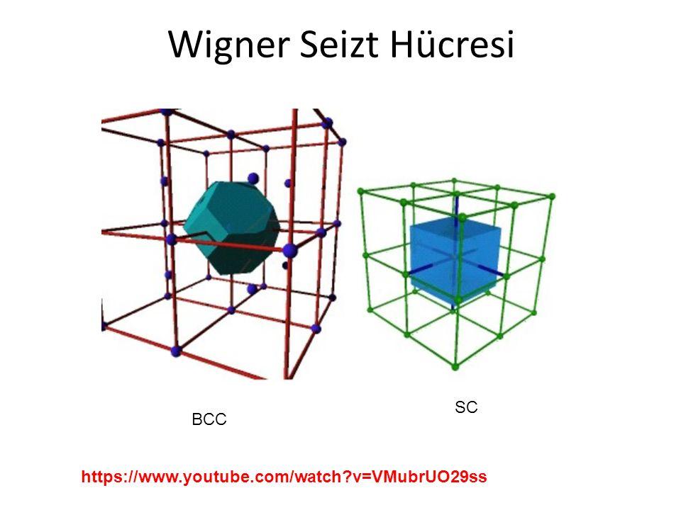 Wigner Seizt Hücresi SC BCC