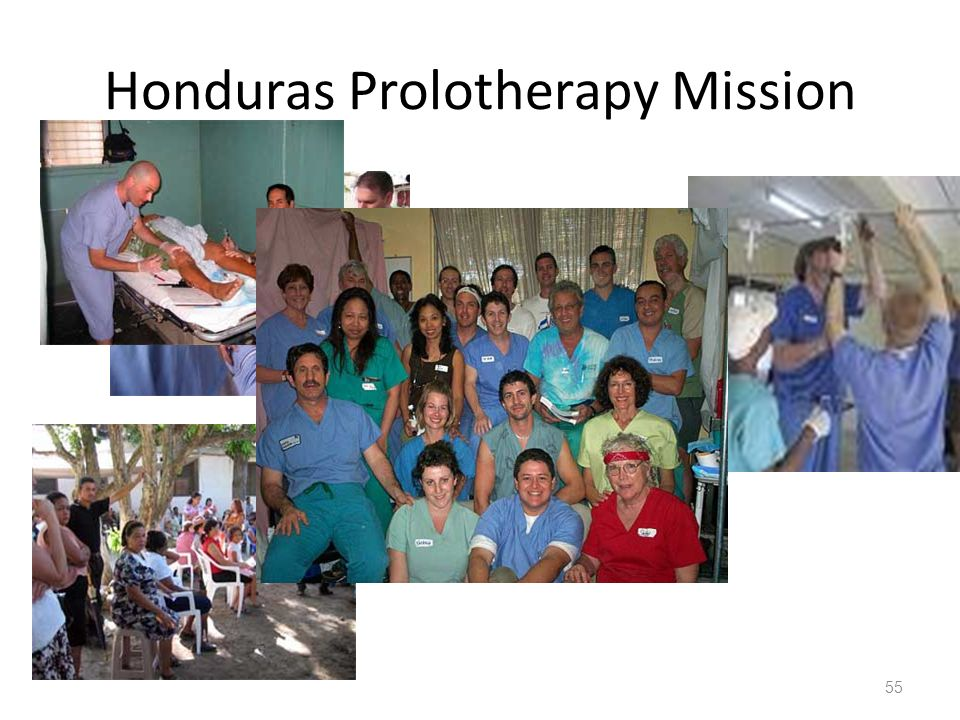 Honduras Prolotherapy Mission