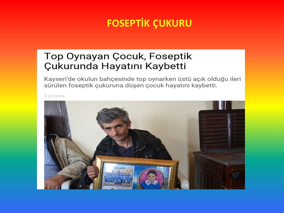 FOSEPTİK ÇUKURU