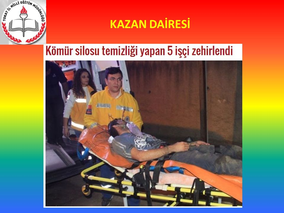 KAZAN DAİRESİ