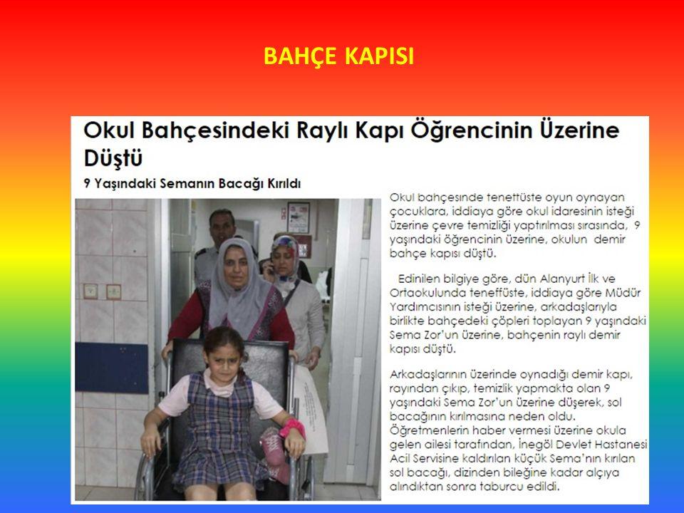 BAHÇE KAPISI