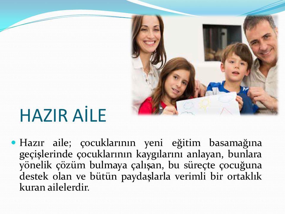 HAZIR AİLE