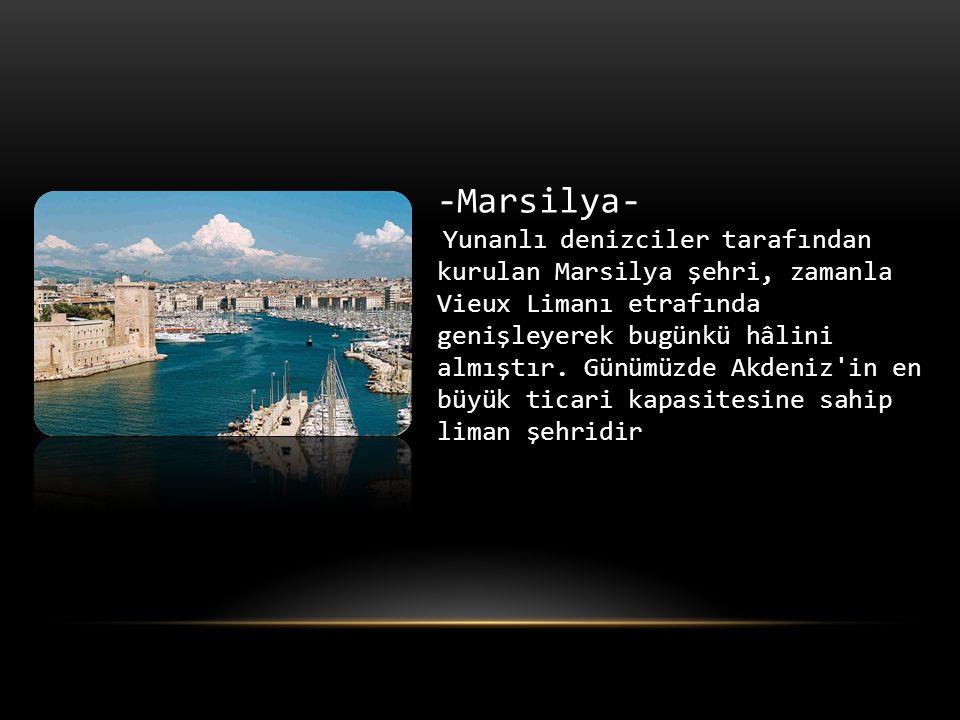 -Marsilya-