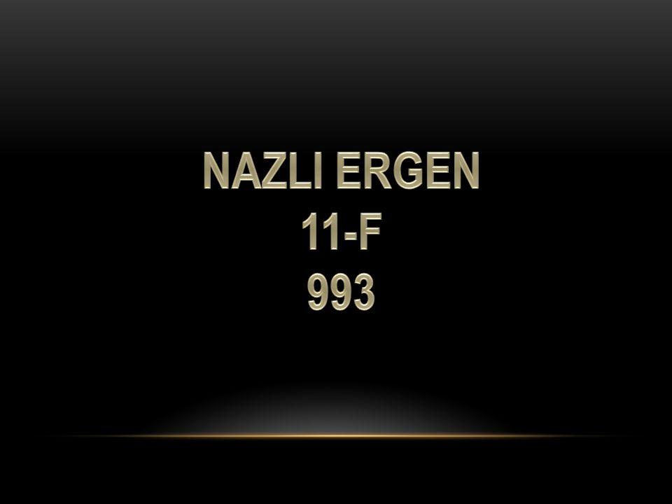 NAZLI ERGEN 11-F 993