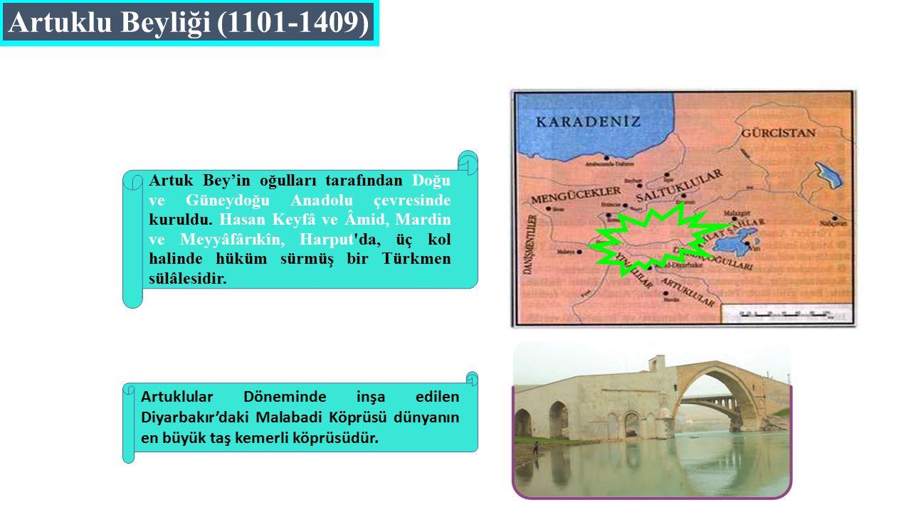 Artuklu Beyliği (1101-1409)