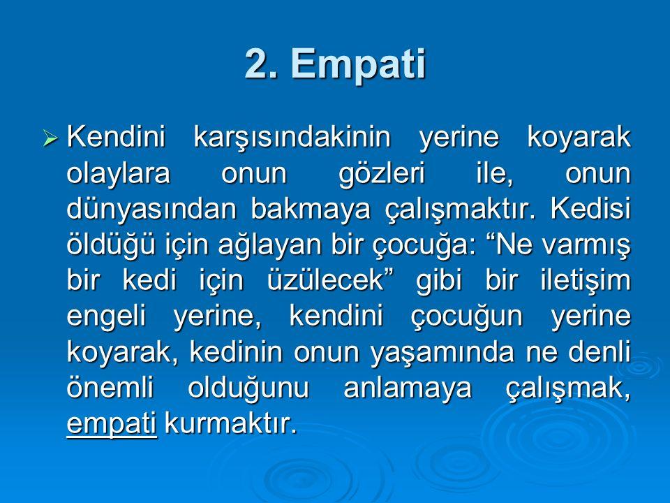 2. Empati