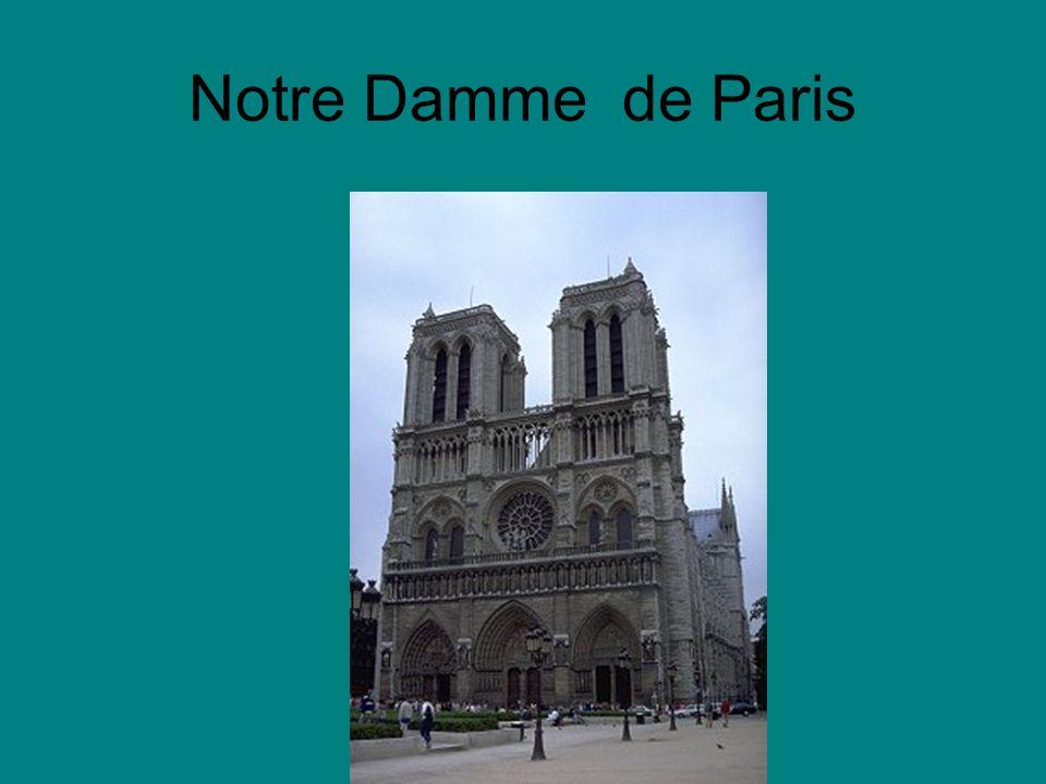 Notre Damme de Paris