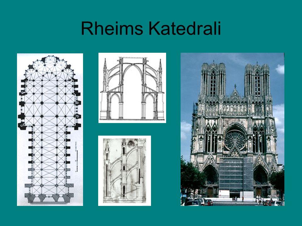 Rheims Katedrali