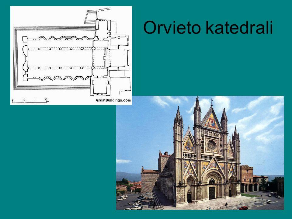 Orvieto katedrali