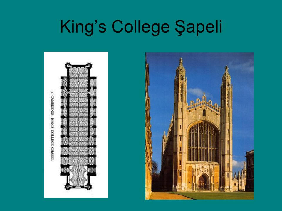 King's College Şapeli